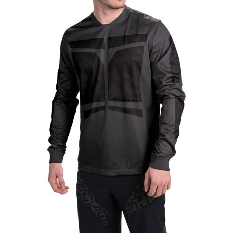 Sombrio Duster Cycling Jersey - Long Sleeve (For Men)