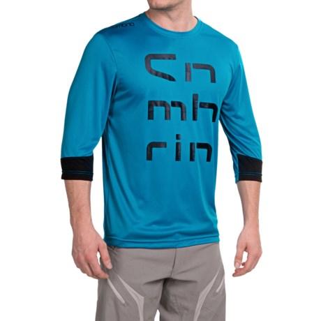 Sombrio Disciple Mountain Bike Jersey - 3/4 Sleeve (For Men)