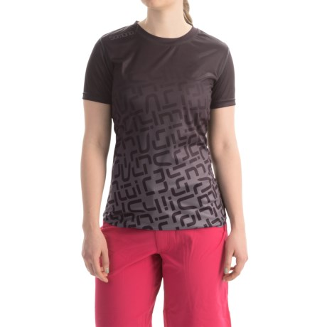 Sombrio Slice-N-Dice Cycling Jersey - Short Sleeve (For Women)