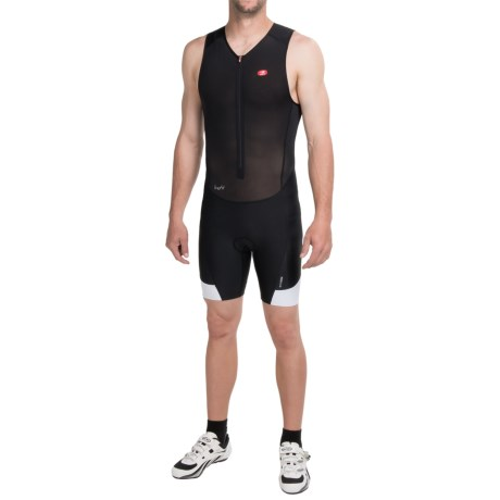 SUGOi RS Ice Tri Suit - Sleeveless (For Men)