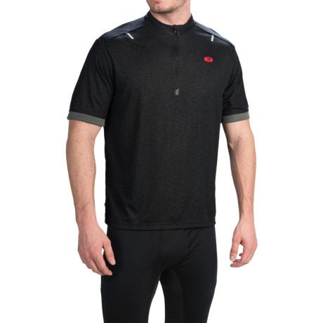 SUGOi RPM-X Cycling Jersey - Zip Neck, Short Sleeve (For Men)