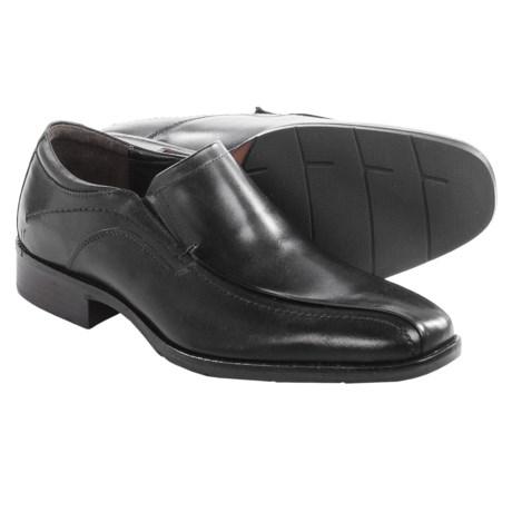 Johnston & Murphy Larsey Runoff Loafers - Leather, Slip-Ons (For Men)