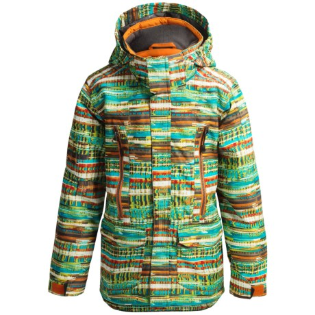Boulder Gear Coupe Ski Jacket - Waterproof, Insulated (For Little and Big Boys)