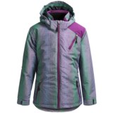 Boulder Gear Whisper Ski Jacket - Waterproof, Insulated (For Little and Big Girls)