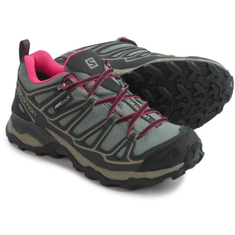 Salomon X Ultra Prime Hiking Shoes (For Women)