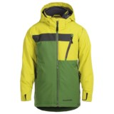 Boulder Gear Ridgeline Ski Jacket - Waterproof, Insulated (For Little and Big Boys)
