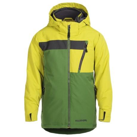 Boulder Gear Ridgeline Ski Jacket - Waterproof, Insulated (For Little and Big Boys)