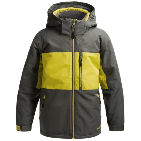 Boulder Gear Trek Ski Jacket - Waterproof, Insulated (For Little and Big Boys)