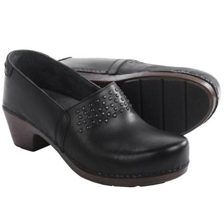 Dansko Mavis Clogs - Leather (For Women)
