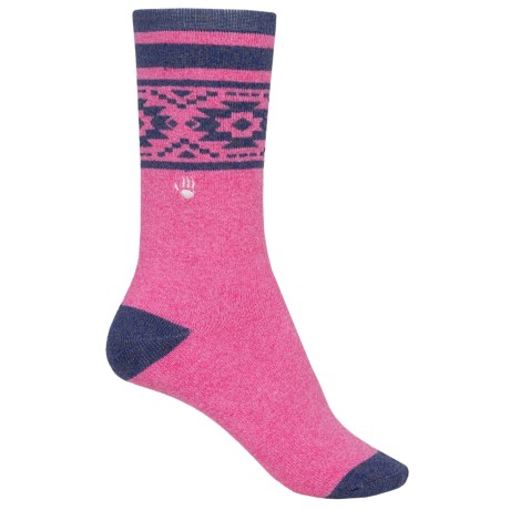 "Bearpaw 8"" Boot Socks - Mid Calf (For Girls)"
