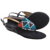 Muk Luks Maya Sandals (For Women)