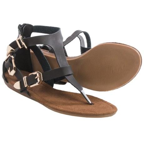 Muk Luks Jan Leather Sandals (For Women)
