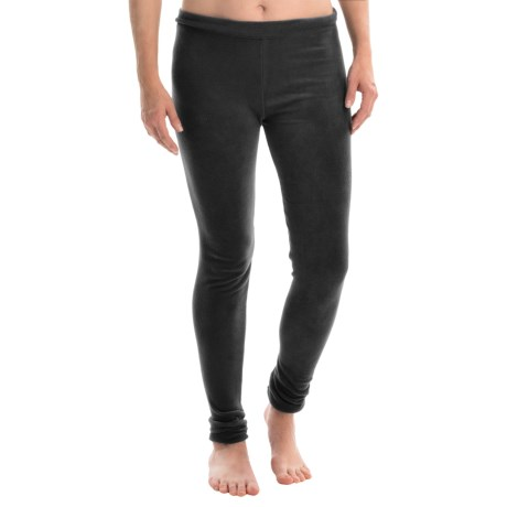 Cuddl Duds Stretch Fleece Leggings (For Women)
