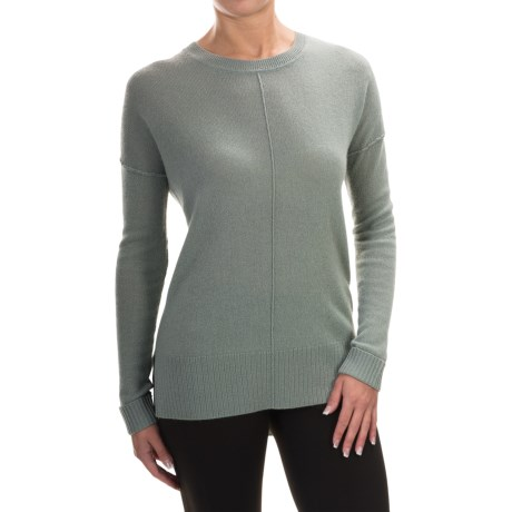 Max Studio High-Low Cashmere Sweater (For Women)