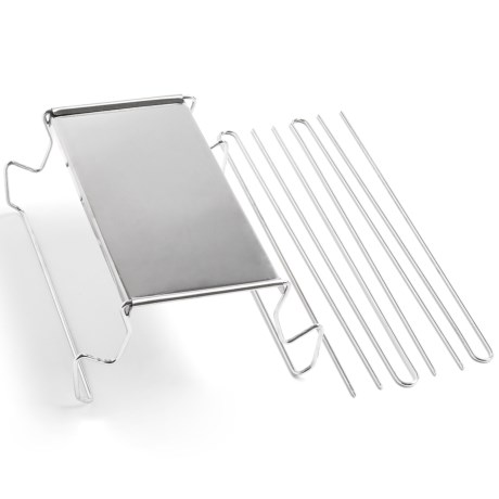 Smokin' Grill S'mores Grill Rack - Stainless Steel