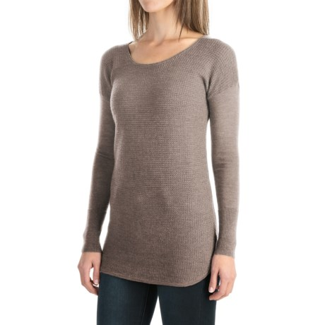 Cynthia Rowley Extra-Fine Merino Wool Sweater (For Women)