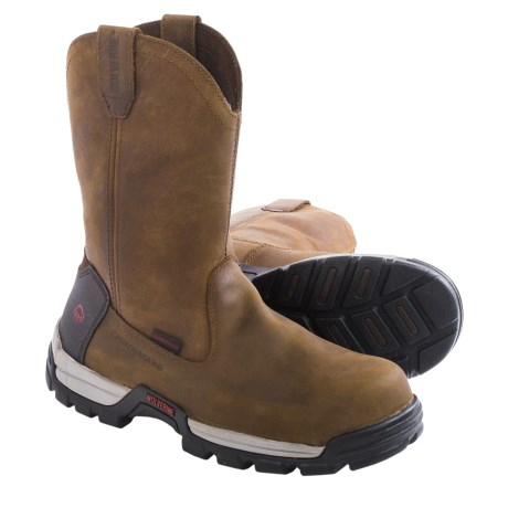 Wolverine Tarmac CarbonMax® EH Work Boots - Waterproof, Leather (For Men)