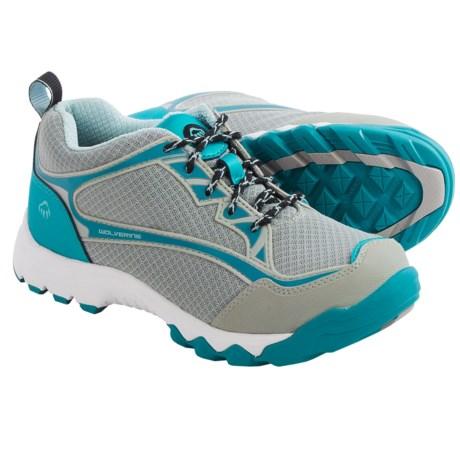 Wolverine Fairmont Work Shoes - Steel Toe (For Women)