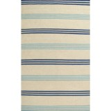 Rizzy Home Swing Area Rug - 8x10', Dhurrie Wool