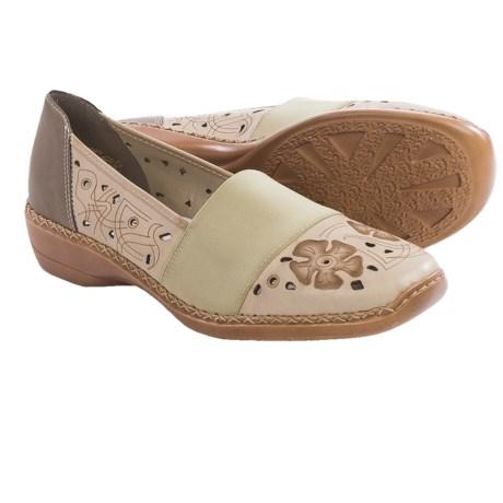 Rieker Doris 84 Leather Shoes (For Women)