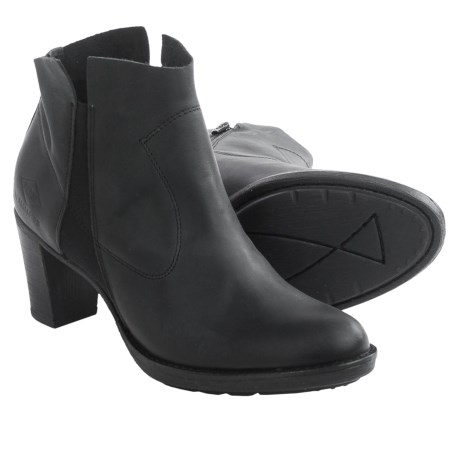 PLDM by Palladium Shiner Leather Ankle Boots (For Women)