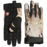Beretta Xtreme Ducker Windstopper® Soft Shell Gloves (For Men)