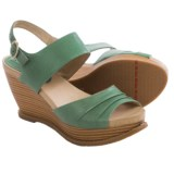 Miz Mooz Ruthy Wedge Sandals - Leather (For Women)