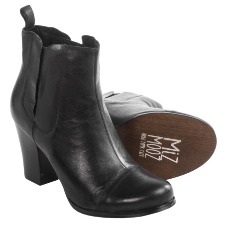 Miz Mooz Sarah Ankle Boots - Leather (For Women)