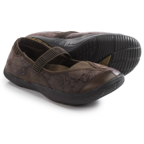 Kalso Earth Intrigue Too Mary Jane Shoes - Leather (For Women)