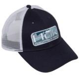 Huk Fish Patch Baseball Cap (For Men)