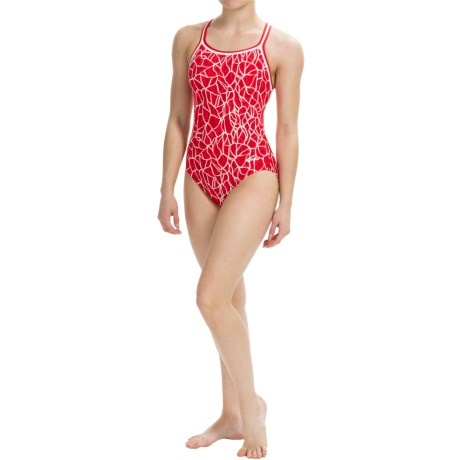 Dolfin Competition Swimsuit - Chloroban®, UPF 50+ (For Women)