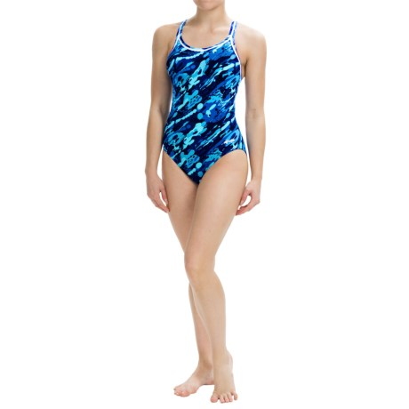 Dolfin Aquashape Swimsuit - Built-In Shelf Bra (For Women)