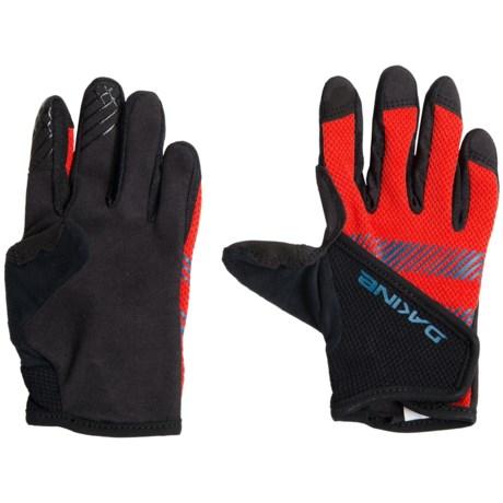 DaKine Prodigy Bike Gloves - Touchscreen Compatible (For Big Kids)