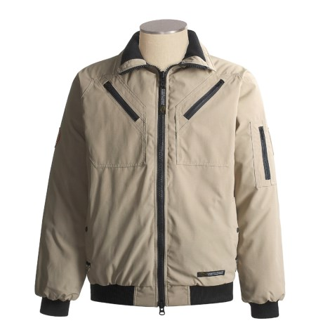 Canada Goose Squadron Jacket - Duck Down (For Men)
