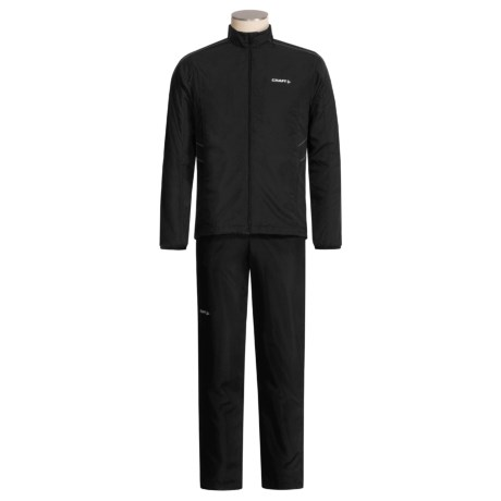 Craft Sportswear Active Run Wind Set - Jacket and Pants (For Men)