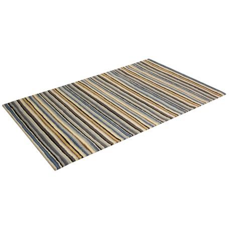 Chandler 4 Corners Hooked Wool Rug - 4x6' Rectangle