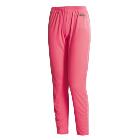 Hot Chilly's Peachskins Pants - Low Rise (For Women)