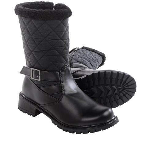 Aquatherm by Santana Canada Whittaker Boots - Waterproof, Insulated (For Women)