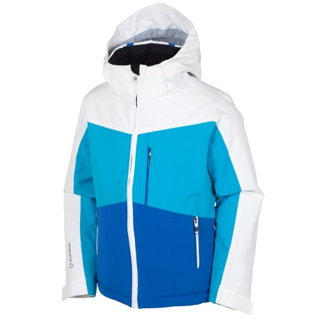 Sunice Kylie Technical Ski Jacket - Waterproof, Insulated (For Big Girls)