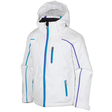 Sunice Ella Technical Ski Jacket - Waterproof, Insulated (For Big Girls)