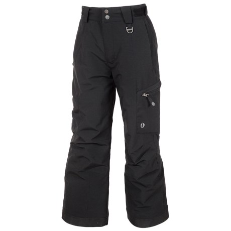 Sunice Laser Tech Ski Pants - Waterproof, Insulated (For Big Boys)