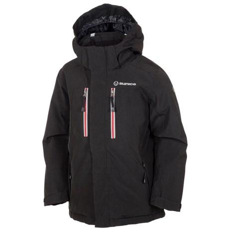 Sunice Jr. Sky Technical Ski Jacket - Waterproof, Insulated (For Big Boys)