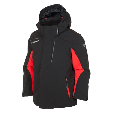 Sunice Jr. Volt Technical Ski Jacket - Waterproof, Insulated (For Big Boys)