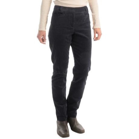 Pendleton Casey Corduroy Pants - Classic Fit (For Women)