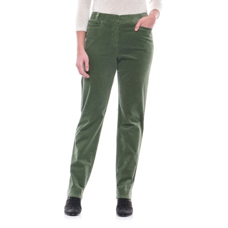 Pendleton Casey Corduroy Pants - Classic Fit (For Women)