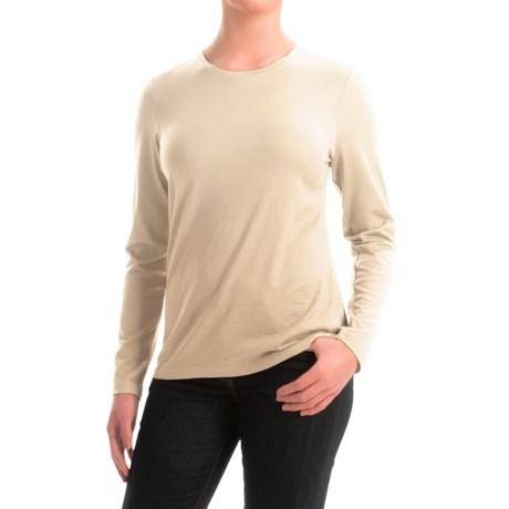 Pendleton Ultralight Merino Wool Sweater - Jewel Neck (For Women)