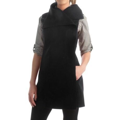 Pendleton Tami Tunic Vest - Boiled Merino Wool (For Women)