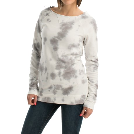 allen allen Cloud Wash Sweatshirt (For Women)