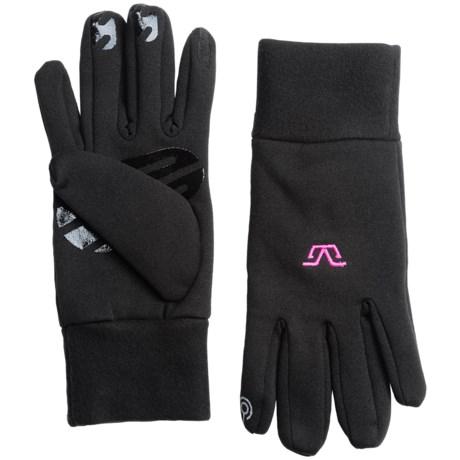 Gordini Tactip Stretch Fleece Gloves - Touchscreen Compatible (For Women)