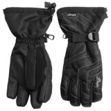 Drop Opener Gauntlet Gloves - Waterproof, Insulated (For Women)